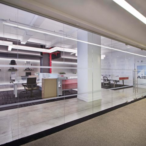 Office Furniture Manufacturer Showroom – New York – NY