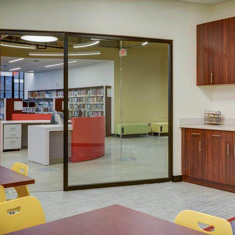 Holmdel Library and Learning Center – Holmdel – NJ