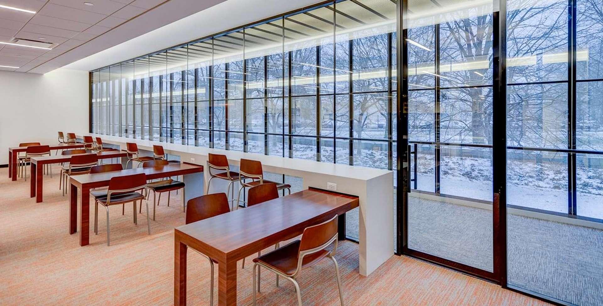 DG Series Office Glass Walls